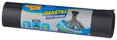 <b>Мешки для мусора Фрекен</b> БОК 16203130 240 л (5 шт.) — купить ...