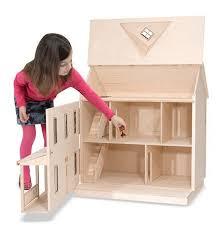 the house that jack built little bit wooden doll house vintage modern dollhouse furniture 1200 etsy