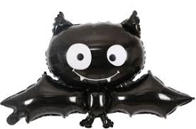 <b>Halloween</b> Party <b>Decorations</b> Black Vampire Bat Aluminum <b>Balloons</b> ...
