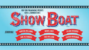 Image result for show boat with the ny philharmonic