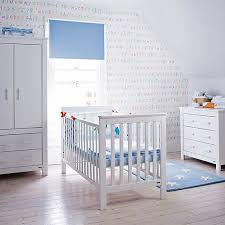 buy john lewis lasko nursery furniture white online at johnlewiscom blue nursery furniture