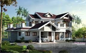Kerala House Plans       KeralaHousePlannerBeautiful Kerala House Elevation at sq ft