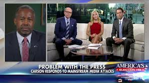 Image result for fox news carson