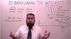 Image result for obama as antichrist