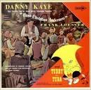 Hans Christian Andersen/Tubby the Tuba album by Danny Kaye