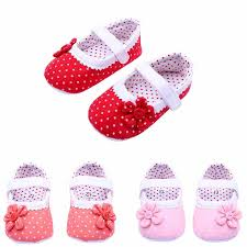 <b>New</b> fashion 1 Pair <b>Newborn Infant Baby</b> Dot <b>Lace</b> Girls <b>Soft</b> Sole ...