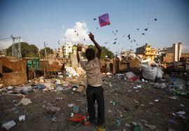 kite flying in