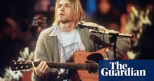 Kurt Cobain '<b>MTV Unplugged</b> in New York' guitar sells for $6m | Kurt ...