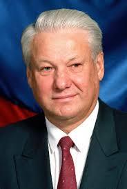 Borís Yeltsin