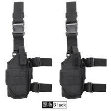 <b>Military Tornado</b> Leg Holster Right Hand Nylon <b>Tactical Gun</b> Case ...