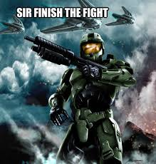 Master Chief memes | quickmeme via Relatably.com