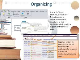 NVivo    for Windows Help   Choosing the best approach for your     SlideShare Your Dissertation Literature Review Using NVivo