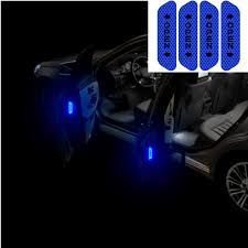 <b>4Pcs Car</b> Door Safety Warning Mark <b>OPEN</b> Reflective Stickers for ...