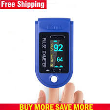 <b>Free Shipping Digital Finger</b> Oximeter Portable Electronic LED ...