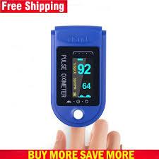 <b>Free Shipping Digital Finger</b> Oximeter Portable Electronic LED ...