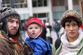 the occupy wall street movement one year later a photographic occupy seattlefamily protesting at occupy seattle