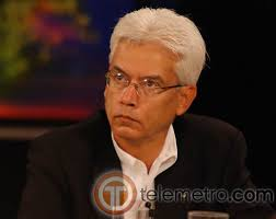 Jorge Ricardo Fabrega, Panama's Minister of Government. He replaced Roxana Mendez in office. - 20120113142323560_1