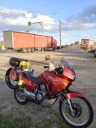 Отзыв владельца мотоцикла Honda Transalp 650 2000 года ...