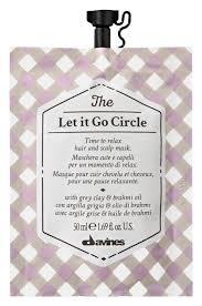 Купить <b>маска</b>-<b>релакс для волос и</b> кожи головы the let it go circle ...