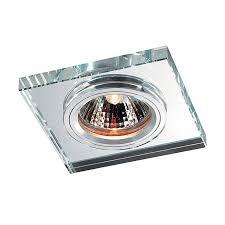 Встраиваемый <b>светильник Novotech 369753</b>, GX5.3, 50 Вт ...