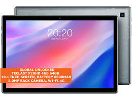 <b>TECLAST P20HD 4g</b> Call Tab Octa Core <b>10.1 Inch</b> 4gb 64gb Wi-Fi ...