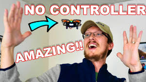Best <b>Drone</b> Under $25 EVER! AWESOME Hand Gesture & Obstacle ...