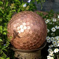 Image result for Bowling ball yard art