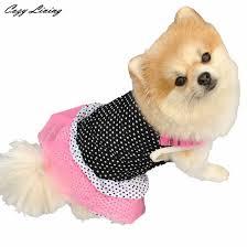Dog Dress <b>Summer 1 PC</b> Pets Dogs Clothes Puppy Cats Princess ...