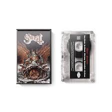 <b>Ghost</b> - <b>Prequelle</b> Cassette Tape – Loma Vista Recordings Official ...