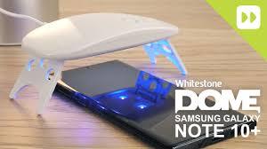 WhiteStone Dome <b>Samsung Galaxy</b> Note 10 Plus Glass <b>Screen</b> ...