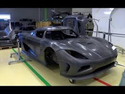 <b>Carbon Fiber</b> Construction - /INSIDE KOENIGSEGG - YouTube