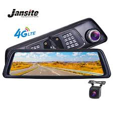"""<b>Jansite</b> Car Dvr <b>10</b>""""Full <b>Touch</b> IPS <b>4G</b> Android Mirror GPS FHD ..."""