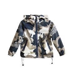 New Baby <b>Kids Waterproof Jackets 2019</b> Spring Boys Camouflage ...