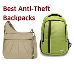 Top 15 Best <b>Anti</b>-<b>Theft</b> Backpacks in 2019 | Travel Gear Zone