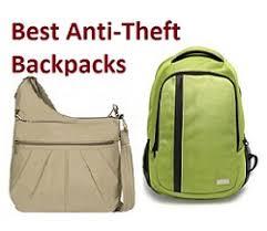 Top 15 Best <b>Anti</b>-<b>Theft Backpacks</b> in 2019 | Travel Gear Zone