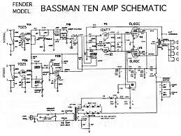 index of inf amplifier fender on silverface champ schematic
