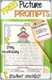 best ideas about first grade writing writing writing picture prompts these picture prompts naturally differentiate your writing center each