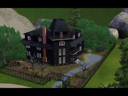 Addams Family Mansion   The Sims Forumsscreenshot original jpg