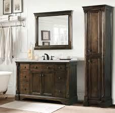 48 in bathroom vanity  inch antique single sink bathroom vanity antique coffee finish
