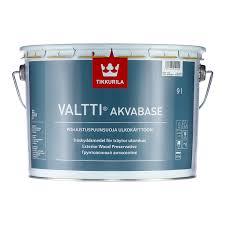 Valtti Akvabase, <b>водоразбавляемый грунтовочный антисептик</b>,9 л.