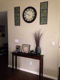cheap entryway furniture narrow entryway table wall clock with wall decorations work well property cheap entryway furniture