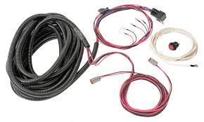 rigid wiring harness ewiring radiating light installing a rigid industries radiance led