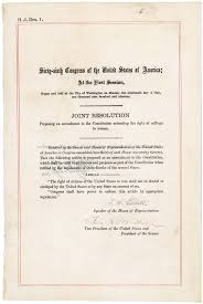 migliori idee su th amendment su susan b anthony see the original document that got american women the right to vote