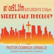 Street Talk Theology