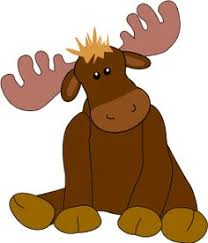 Image result for images of cute moose