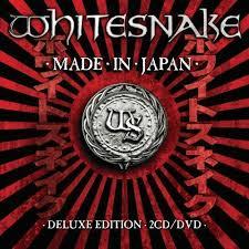 Made In <b>Japan</b> - Whitesnake Official Site