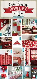 decor red blue room full: color series decorating with red red home decor a shade of teal