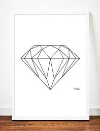 <b>Diamond Print</b> Digital Download Printable File par sandybanner ...