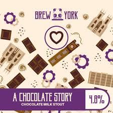 A <b>Chocolate Story</b> - Brew York - Untappd