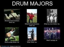 drum major memes | Tumblr via Relatably.com